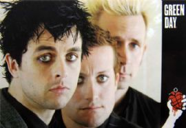 Green Day - 'Group' Postcard